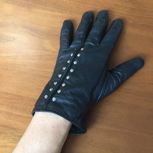 Michael Kors Accessories - Michael Kors leather gloves